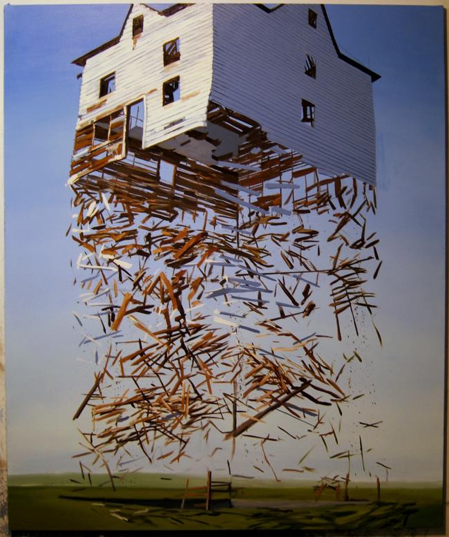 Ben Grasso, Ascending House